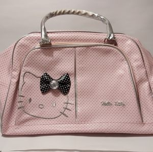 Hello kitty duffle bag!